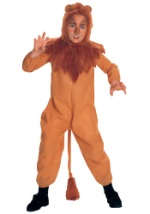 Childrens Cowardly Lion Costume