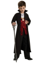 Child Count Dracula Costume