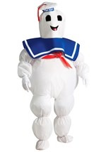 Kids Stay Puft  Marshmallow Costume