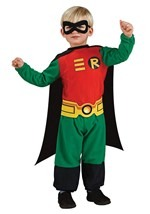 Toddler Boys Robin Costume