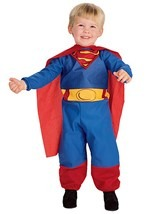 Infant / Toddler Boys Superman Costume