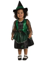 Wicked Witch Toddler Costume
