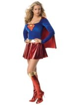 Adult Sexy Supergirl Costume
