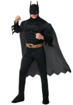 Mens Deluxe Dark Knight Costume