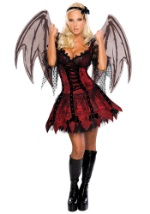 Scary Gothic Fairy Costume