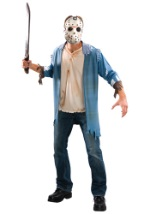 Jason Deluxe Adult Costume