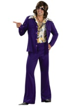 Purple Disco Leisure Suit