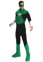 Deluxe Green Lantern Adult Costume