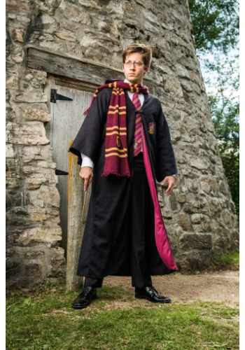 Deluxe Adult Harry Potter Costume