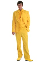 Deluxe Yellow Formal Tuxedo